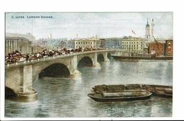 CPA - Carte Postale - Royaume Uni - London-  London Bridge  VM1473 - Other