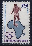 Niger 1973 - Calcio Football Soccer MNH ** - Calcio