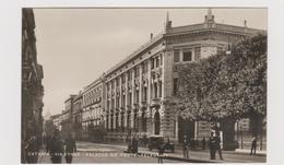 CATANIA, Via Etnea  R.R.  Poste E Telegrafi  - F.p. Fotografica - Anni '1920 - Catania