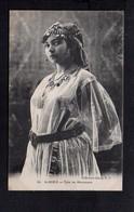 Algérie / Type De Mauresque / Femme Seins Nus - Algérie
