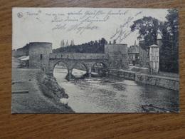 Feldpost / Tournai - Pont Des Trous --> Beschreven 1915 - Tournai