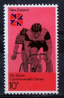 Nuova Zelanda New Zealand 1974 - Ciclismo Bicycling MNH ** - Ciclismo