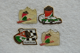 Pin's Fujicolor - Fotografie