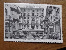 De Panne, Hotel Continental --> Onbeschreven - De Panne
