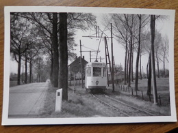 Kwabeek (Leerbeek) Van De Lijn Brussel-Halle-Leerbeek, TRAM --> Onbeschreven - Gooik