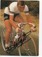 CYCLISME TOUR  DE  FRANCE  AUTOGRAPHE RIK VAN LOOY - Radsport