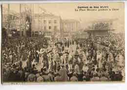 C  211  -   Carnaval De Nice XLVII  -  La Place Masséna Pendant Le Corso - Europe
