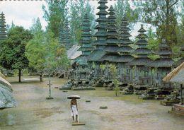 1 AK Indonesien * Royal Temple Pura Taman Ayun - Insel Bali - Erbaut Wurde Der Tempel Im Jahr 1634 Auf Einer Flussinsel - Indonesien