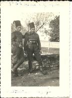 (MILITAIRES)( METIERS)( COLONIES FRANCAISES )( 3 Em CHASSEUR D AFRIQUE )( ALGERIE ) 1936 - Guerra, Militari