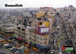 1 AK Palästina Palestine * Blick Auf Ramallah - Eine Stadt In Den Palästinensischen Autonomiegebieten Im Westjordanland - Palestine