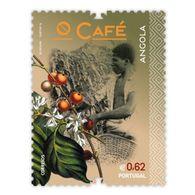 Portugal  ** & Angola Coffe 2014 (8887) - Agriculture