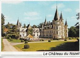 CHATEAUX - 58 - POUILLY-SUR-LOIRE - CHATEAU DU NOZET - CPM - ÉCRITE - - Châteaux