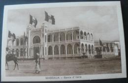 MASSAUA : PALACE OF  BANK OF ITALY .......// RARA CARTOLINA  DI  MASSAUA  : PALAZZO DELLA BANCA D'ITALIA - Erythrée