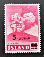 SURCHARGE 1954 - NEUF ** - YT 250 - MI 292 - 1944-... Republik
