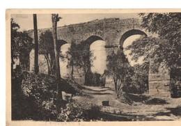 CPA, ALGERIE,Constantine, Arcades Romaines, Verso Sale, Jamais Voyagée - Constantine