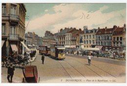 Dunkerque (Nord)  En Ville...       LES 3 CARTES - Dunkerque
