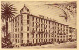 D06 NICE  Hôtel Escurial - Cafés, Hotels, Restaurants
