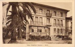 D06 NICE  Hôtel Pompeia Pension - Cafés, Hôtels, Restaurants