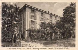 D06 NICE  Petit Parc Hôtel De Famille - Cafés, Hôtels, Restaurants