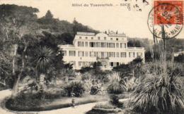 D06 NICE  Hôtel Du Tzarewitch  ..... Avec Enfant Jouant Au Cerceau - Cafés, Hôtels, Restaurants
