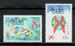 ARUBA, 2000, UPAEP 2v   MNH - Curazao, Antillas Holandesas, Aruba