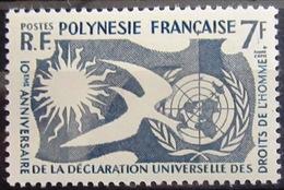 Polynésie Française                   N° 12                          NEUF** - French Polynesia