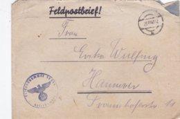 German Feldpost WW2: From Pulawy In Poland - 4. Kompanie Landesschützen-Bataillon 709 - Weltkrieg 1939-45