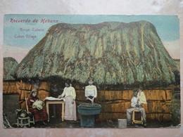 CPA CUBA LA HABANA Borgo Cubano - Cartes Postales