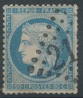 Lot N°46797  Variété/n°37, Oblit GC, Tache Blanche Coté Perles NORD EST - 1870 Siege Of Paris