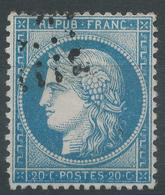 Lot N°46799  Variété/n°37, Oblit GC, Filet SUD - 1870 Siege Of Paris