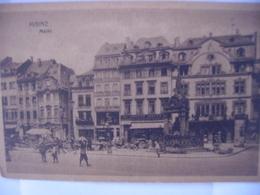 Allemagne Mainz Markt - Mainz