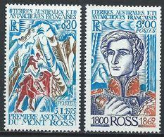 TAAF YT 61-62 XX / MNH - Terres Australes Et Antarctiques Françaises (TAAF)