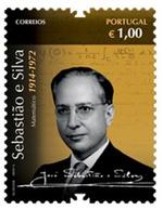 Portugal  ** & Values Of Portuguese Culture, Sebastião E Silva, Mathematician 2014 (6546) - 1910-... République