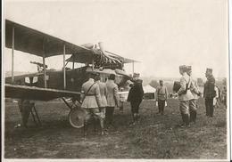Photo - Aviation Militaire -  Aéroplane - Avion - à Identifier - Guerre - Aviation