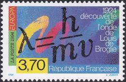 FRANCE, 1994, L'Europe Et Les Découvertes  (Yvert 2878-2879 ) - France