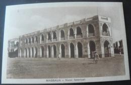 MASSAUA   : NUOVI FABBRICATI - Erythrée