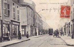 Loire - Roanne - Faubourg Mulsant - Roanne