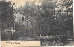 Tirlemont NA18: Maison Du Directeur De La Raffinerie 1908 - Tienen