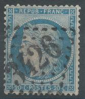 Lot N°46803  N°37, Oblit GC 3426 Solliès-Pont, Var (78), Ind 4, - 1870 Siege Of Paris