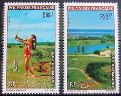 Polynésie Française                   N° 94/95                          NEUF** - Neufs