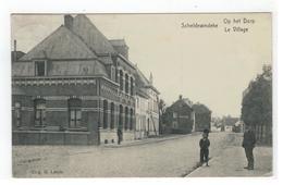 Scheldewindeke  - Op Het Dorp  Le Village STAR 1924 - Oosterzele