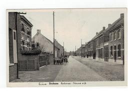 Stekene  Kerkstraat - Nieuwe Wijk - Stekene