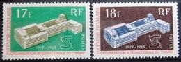 Polynésie Française                   N° 70/71                          NEUF** - Polynésie Française