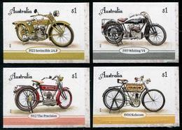 Australia (2018) - Set -  /  Moto - Motorbike - Motorbikes