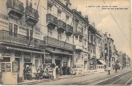 Heyst-Sur-Mer NA53: Arrêt Du Tram 1922 - Heist