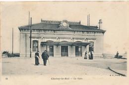 CPA - France - (94) Val De Marne - Choisy-le-Roi - La Gare - Choisy Le Roi