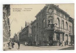 St-Nicolaas  Zamanstraat   St-Nicolas - Rue Zaman - Sint-Niklaas