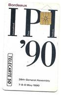 Télécarte Privé D315  IPI 90 ( 2ème Choix ) - France
