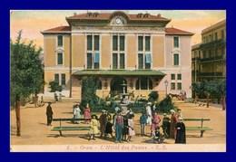 Oran * L'hotel Des Postes     (scan Recto Et Verso ) - Oran