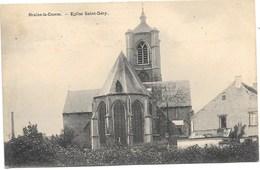 Braine-le-Comte NA28: Eglise Saint-Géry 1910 - Braine-le-Comte
